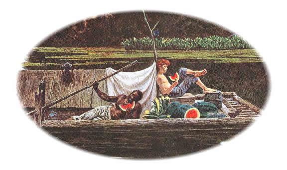 L'anguria per Mark Twain: un dono del signore