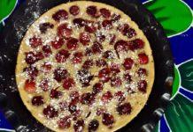 Clafoutis di ciliegie: la ricetta afrodisiaca