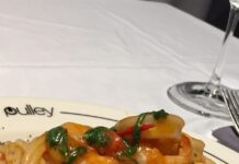 Ricetta afrodisiaca: Pasta con Gamberi e Calamari