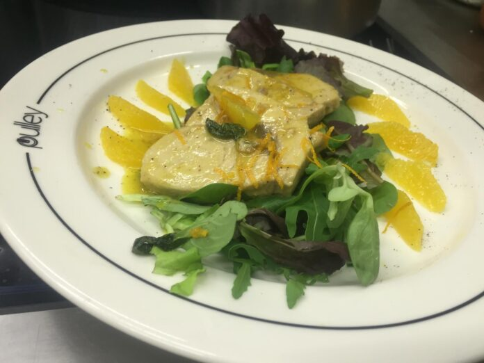 Ricetta afrodisiaca: Pesce Spada all'arancia